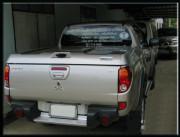 Mitsubishi L 200 2006-2012 - Крышка кузова, без электромотора, под покраску. (Aeroklas) фото, цена