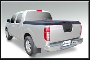Nissan Navara 2005-2012 - Крышка кузова с электромотором (Aeroklas) фото, цена