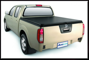 Nissan Navara 2005-2012 - Тент на раме (Aeroklas) фото, цена