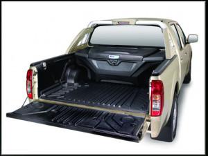 Nissan Navara 2005-2012 - Ящик в кузов (Aeroklas) фото, цена