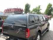 Nissan Navara 2005-2012 - Кунг, под покраску (Aeroklas) фото, цена