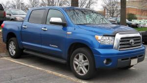 Toyota Tundra 2007-2012 - Дефлектор капота (мухобойка), AVS фото, цена