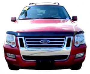 Ford Explorer 2006-2010 - Дефлектор капота. фото, цена