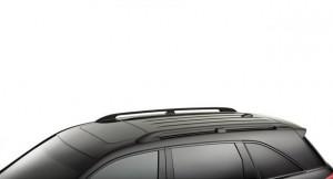 Acura MDX 2007-2010 - Рейлинги продольные, черные к-т 2 шт. (Acura) фото, цена