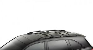 Acura MDX 2007-2013 - Поперечины, черные, к-т 2 шт. (Acura) фото, цена