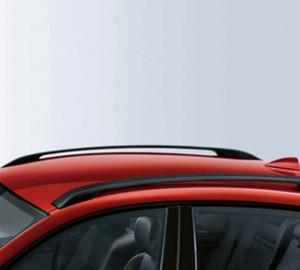 BMW X6 2008-2010 - Рейлинги черные к-т 2 шт. фото, цена