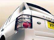Land Rover Range Rover 2006-2010 - Защитные накладки на задние фонари к-т 2 шт. фото, цена