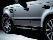Land Rover Range Rover Sport 2005-2013 - Боковые молдинги  к-т 4 шт. фото, цена