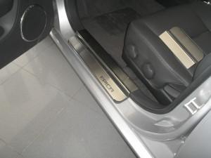 Chevrolet Epica 2006-2015 - Порожки внутренние к-т 4 шт. (НатаНико) фото, цена