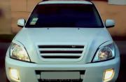 Chery Tiggo 2006-2010 - Реснички на фары  к-т 2 шт. фото, цена
