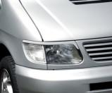 Mercedes vito 2013 interior