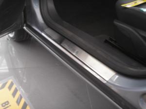 Opel Astra H 2004-2010 - Порожки внутренние к-т 4шт фото, цена
