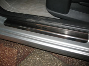 Citroen C4 2004-2010 - Порожки внутренние к-т 4 шт. (НатаНико) фото, цена