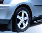 Mercedes-Benz GL 2007-2010 - Брызговики задние к-т 2 шт. фото, цена
