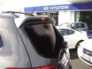 Hyundai Santa Fe 2006-2011 - Споилер на крышку багажника (EGR) фото, цена
