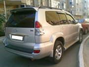 Toyota Land Cruiser Prado 2003-2008 - Спойлер на крышку багажника. (под покраску). (TAW) фото, цена