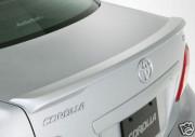 Toyota Corolla 2006-2012 - Лип-спойлер на крышку багажника (под покраску). фото, цена