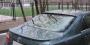 Toyota Camry 2006-2011 - Лип-спойлер на стекло (под покраску). (UA) фото, цена