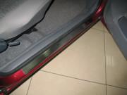 Daewoo Nexia 1994-1999 - Порожки внутренние к-т 4 шт. (НатаНико) фото, цена