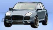 Porsche Cayenne 2003-2006 - ( Base/S) - Аэродинамический обвес. фото, цена
