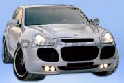 Porsche Cayenne 2003-2006 - ( Base/S/Turbo) - Аэродинамический обвес. фото, цена