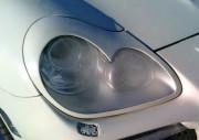 Porsche Cayenne 2003-2006 - Реснички на фары  к-т 2 шт. фото, цена