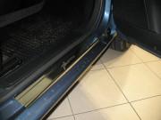 Fiat Grande Punto 2006-2010 - Порожки внутренние к-т 2шт фото, цена