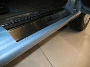 Fiat Panda 2003-2010 - Порожки внутренние к-т 4шт фото, цена