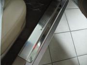 Chery Eastar 2007-2010 - Порожки внутренние к-т 4 шт. (НатаНико) фото, цена