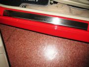 Chery QQ 2007-2010 - Порожки внутренние к-т 4 шт. (НатаНико) фото, цена