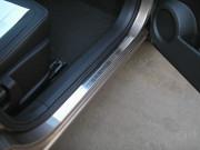 Nissan Xterra 2007-2010 - Порожки внутренние к-т 4шт фото, цена