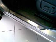 Nissan X-Trail 2001-2006 - Порожки внутренние к-т 4шт фото, цена